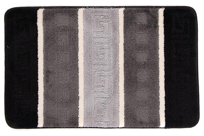 Dywan A5016 BLACK MULTI GRECKI GREY