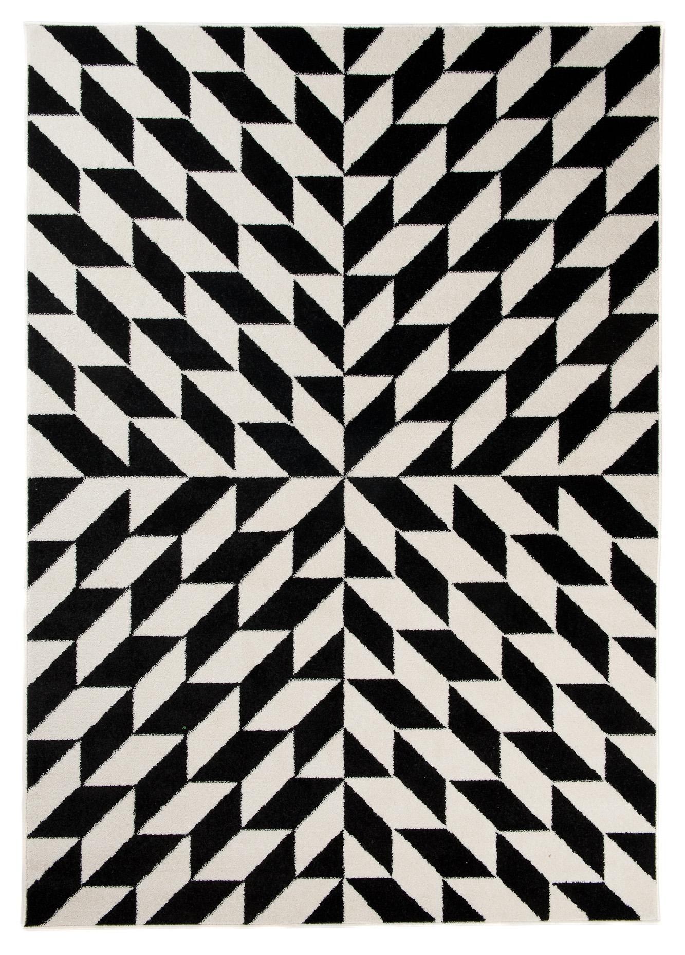 tapiso teppiche geometrische muster viereck 3d karo. Black Bedroom Furniture Sets. Home Design Ideas