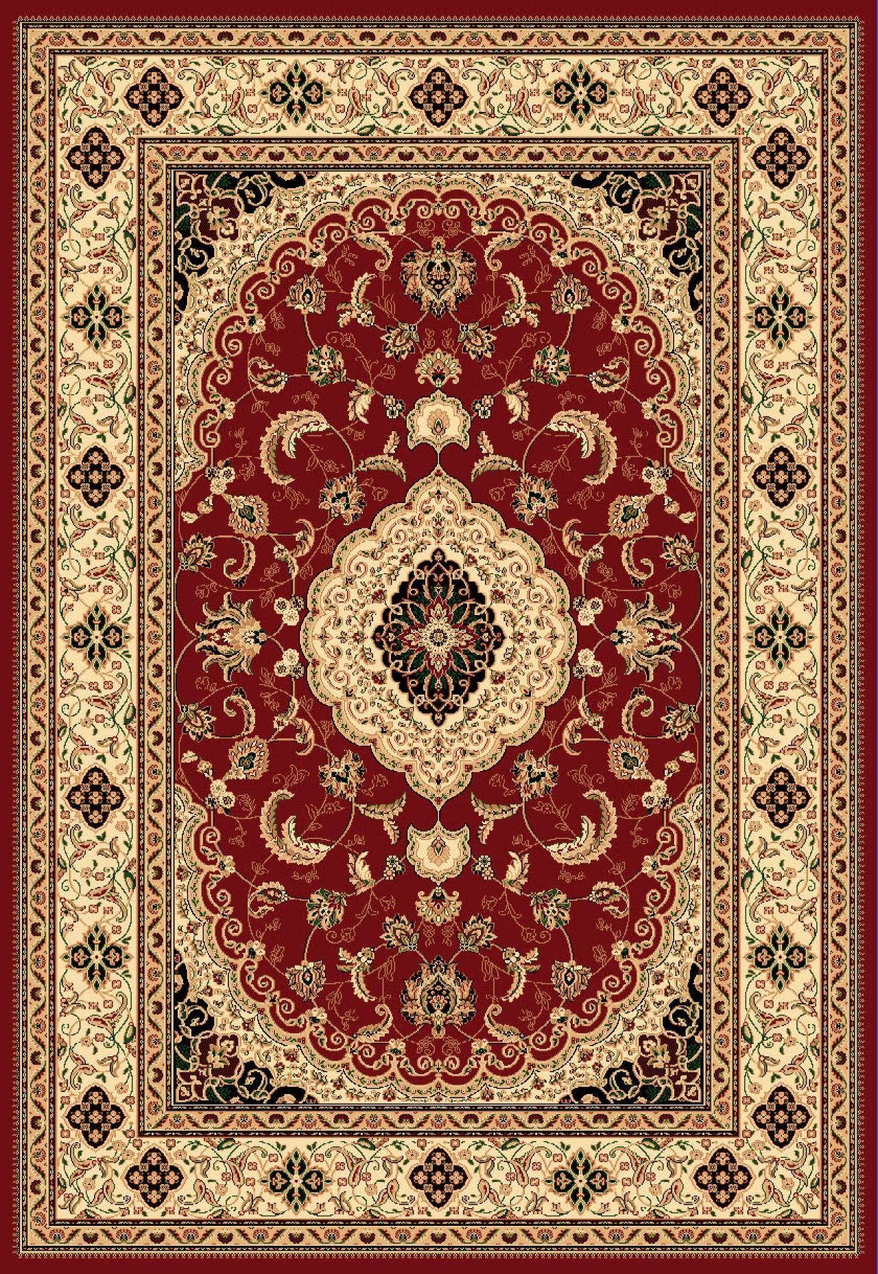 Dywan 6956D YESEMEK RED