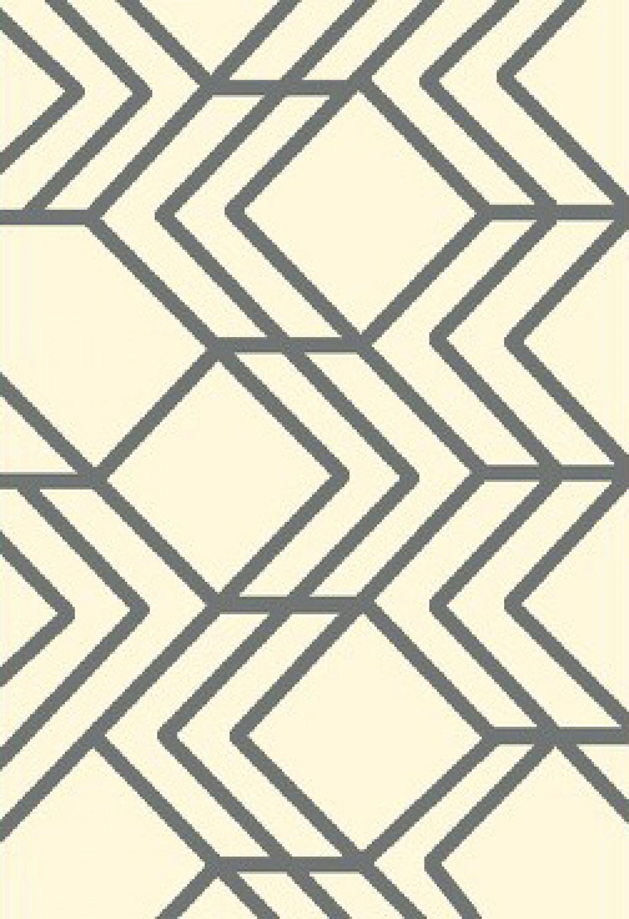 tapiso art shaggy hochflor teppich geometrische zick. Black Bedroom Furniture Sets. Home Design Ideas