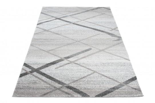 Dywan nowoczesny LUX VERSO 1100A G26 25 szary