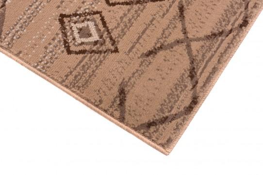 Tapiso Scarlet Teppich Kurzflor Indianer Teppiche Mit Modern Karo