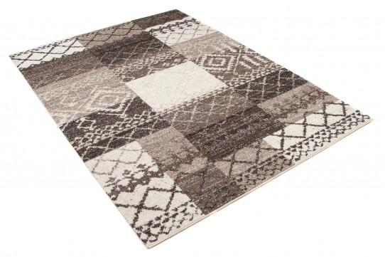 Dywan nowoczesny LUX VERSO 3395A G16 26 kremowy