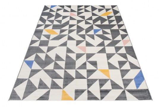 Dywan nowoczesny XENO  33471/671 biały