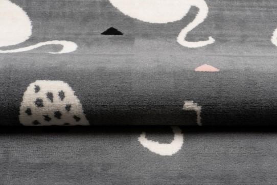 Dywan nowoczesny  33486/071 XENO szary